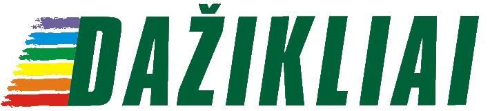 Dažikliai logo